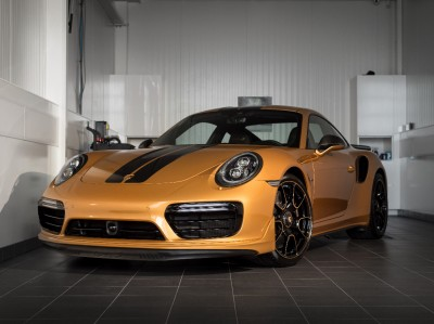 Voorvertoning Porsche 991.2 Turbo S Exclusive